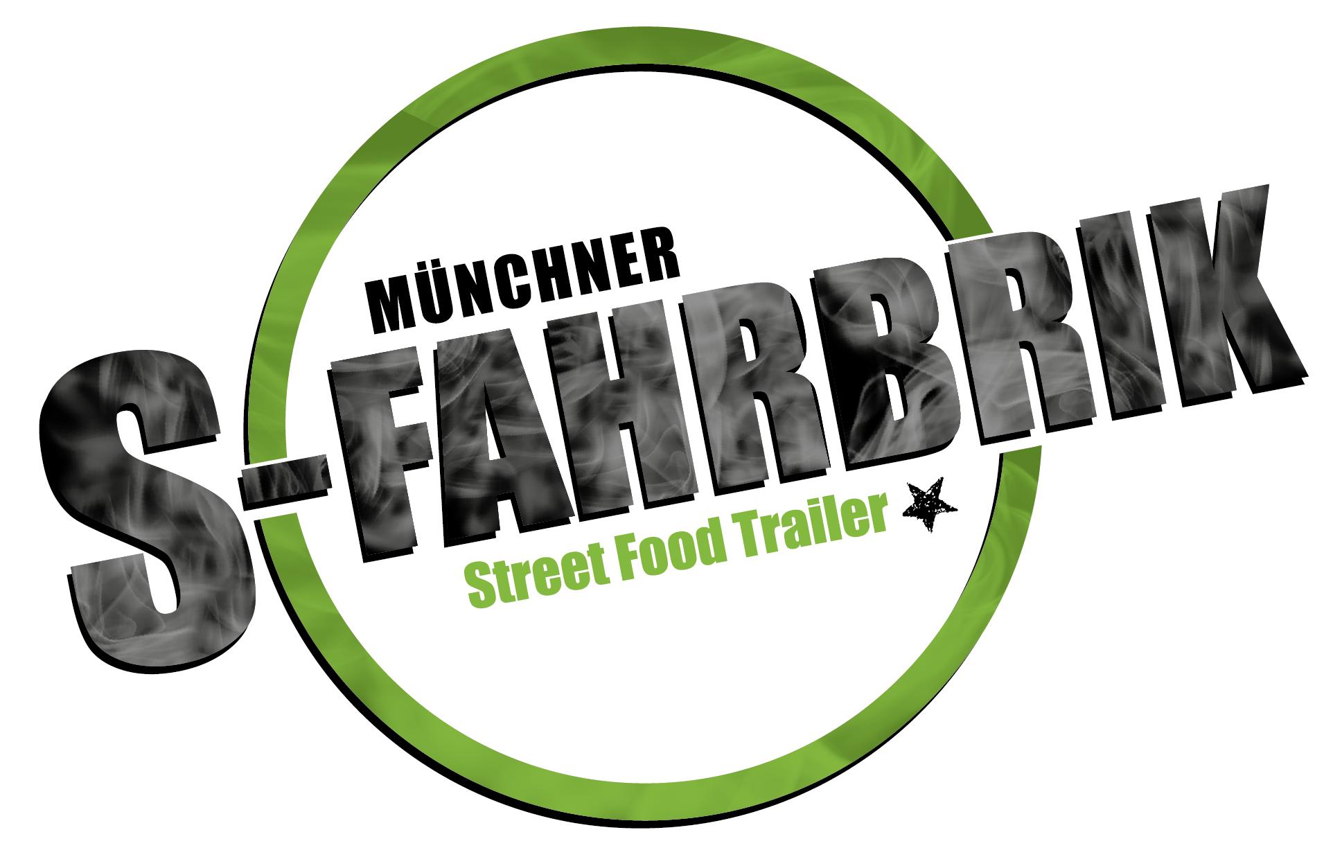 Münchner S-Fahrbrik - Street Food Catering Logo